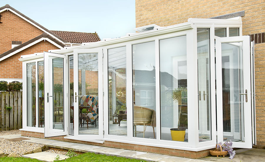 Lean to style conservatories with ETC based in Evesham, Worcestershire