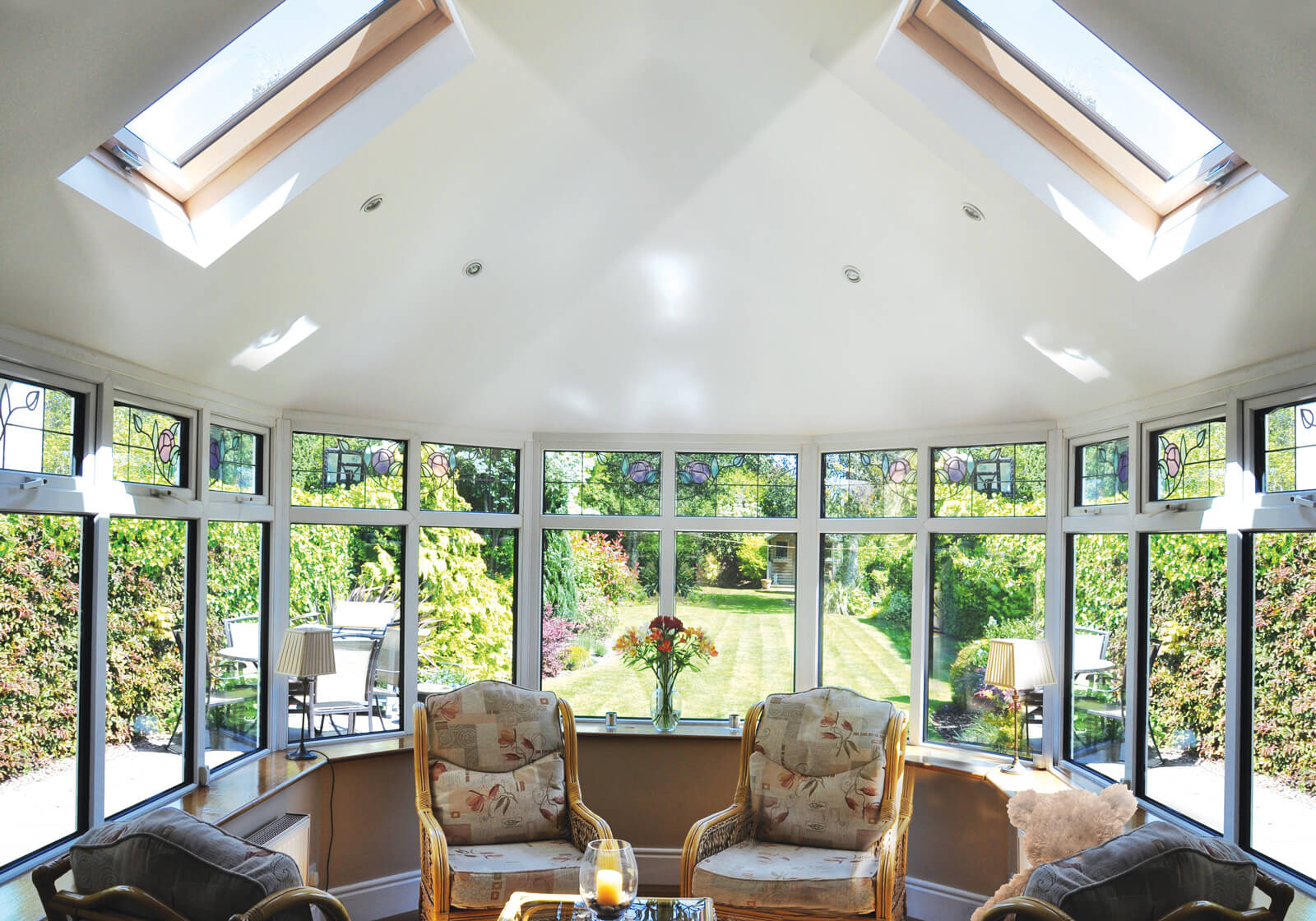 Conservatory Guardian Roofing At Etc Windows Doors And Conservatories Based In Evesham Worcestershire